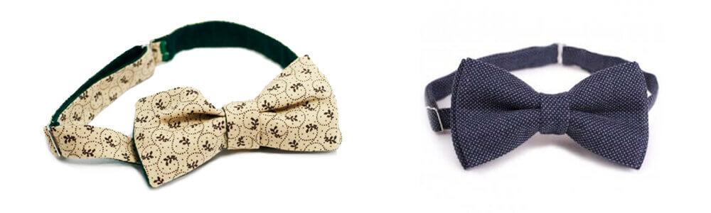self-tie-bow-tie галстук бабочка самовяз и завязанная галстук-бабочка
