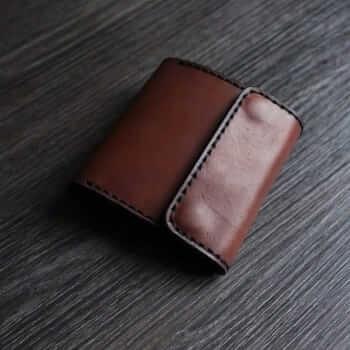 Оригинальный кошелек ручной работы