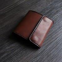 Оригинальный кошелек ручной работы в комплекте со скидкой