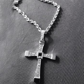 Крест Доминика Торетто из серебра