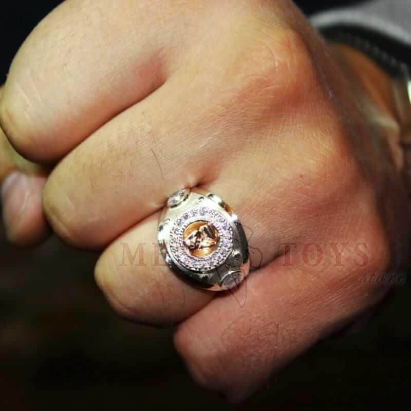 Печатка, кольцо с боксерской перчаткой из серебра в Киеве, Днепропетровске, Харькове, Одессе