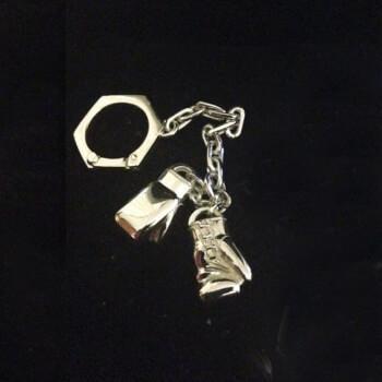 Брелок для ключей Две Боксерские перчатки