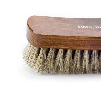Щетка для обуви из натурального конского волоса