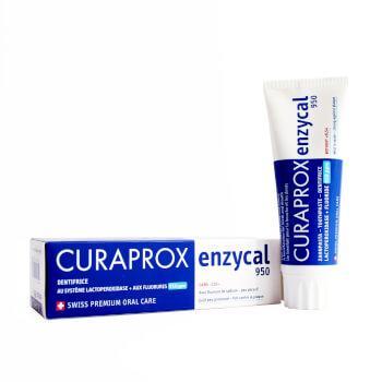 Зубная паста Curaprox Enzycal 950, 75ml