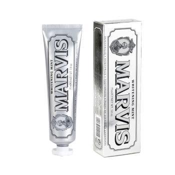 "Зубная паста Marvis Whitening Mint отбеливающая ""Мята"", 75ml"