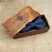 Подарочная коробочка из дерева для бабочек