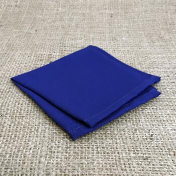 Платок-паше синего цвета