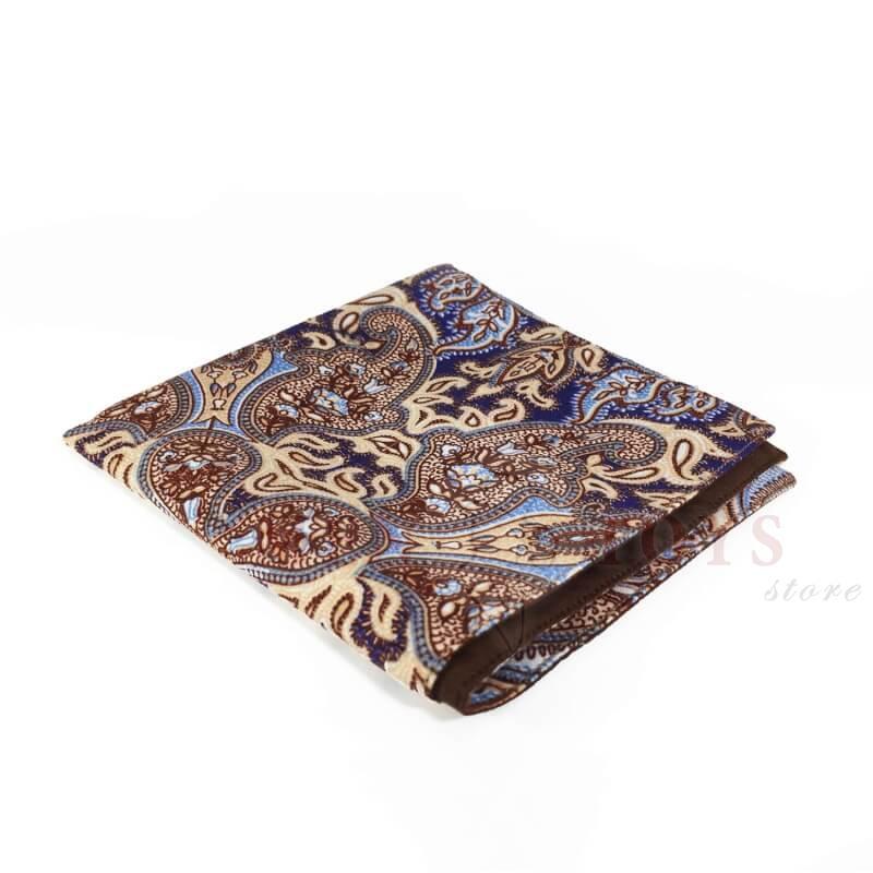 оригинальный платок паше с абстрактным узором