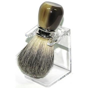 Помазок для бритья c шерстью барсука