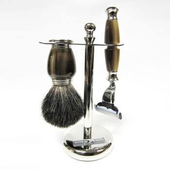 Набор для бритья помазок и станок