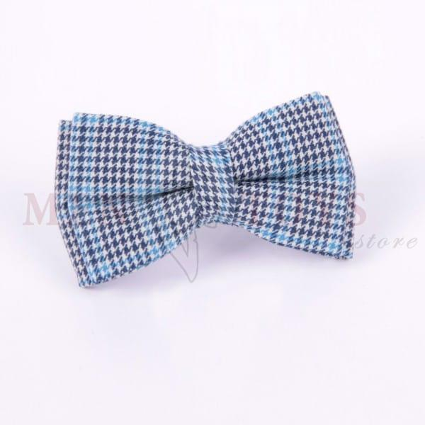 стильная галстук-бабочка, твид