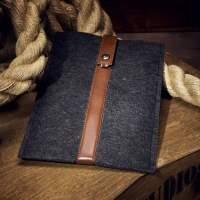 Кожаный чехол для планшета/эл. книги в комплекте со скидкой