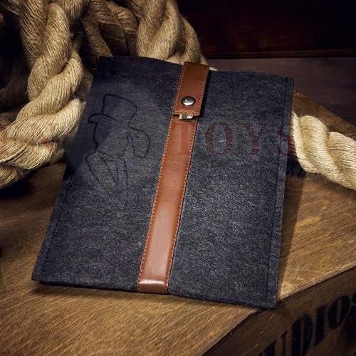 кожаный чехол для планшета/эл. книги